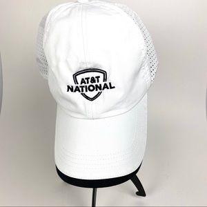 AT&T National Nike Golf Mesh Adjustable Cap